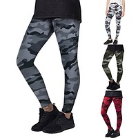 Womens Yoga Workout Leggings