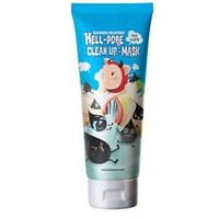 Elizavecca Hell-Pore Clean Up Mask 100ml Nose Pack Liquid Type (USA SELLER)