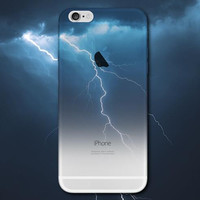 Lightning mobile phone case for iphone 5 5s SE 6 6s 6 plus 6s plus + Nice gift box 072301