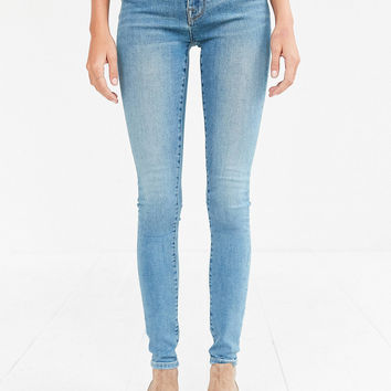 BDG Twig High-Rise Skinny Jean - Light Blue   Urban Outfitters