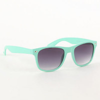 With Love From CA Mint Sunglasses at PacSun.com