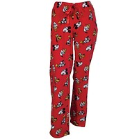 Mickey Mouse - Mick and Friends Juniors Fleece Sleep Pants