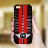 Mini Cooper Pepper Black Red Inspired - HP01010, Art Design For iPhone Case. Select An Option For Device And Colour Case