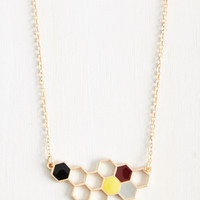 Pollen an All-Nighter Necklace | Mod Retro Vintage Necklaces | ModCloth.com