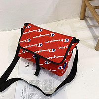 Champion Recreational men's and women's full-printed single-shoulder pocket sports bag
