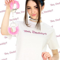 YES DADDY TEE - Shop Jeen - powered by Hingeto