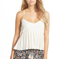Volcom 'Baby Kiss Me' Racerback Camisole | Nordstrom