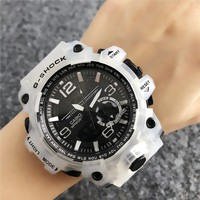 Black White Casio G-SHOCK Fashion Women Men Cool Movement Watch Wristwatch