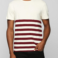 BDG Colorblock Stripe Tee - Urban Outfitters