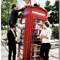 1D – Take Me Home Music Poster 22x34 RP6061 UPC:017681060612 One Direction
