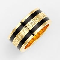 MARC BY MARC JACOBS 'Classic Marc' Logo Band Ring   Nordstrom