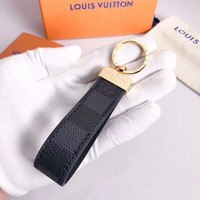 Louis Vuitton Lv M65221 Dragonne Key Holder Style 4