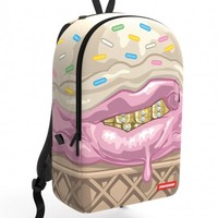Ice Cream Grillz Backpack   Sprayground Backpacks, Bags, and Accessories