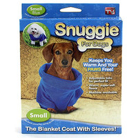 Snuggie Blanket For Dogs