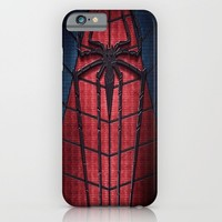 SPIDER PATTERN iPhone & iPod Case by Ylenia Pizzetti