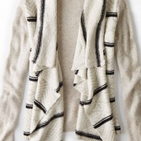 AEO Women's Blanket Knit Cardigan