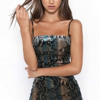 Floral Print Sexy Party Bodycon Dress