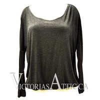 Britney Spears Jersey L/S T-Shirt : Victoria's Attic