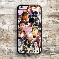 iPhone 6 6s 5s 5c 4s Cases, Samsung Galaxy Case, iPod Touch 4 5 6 case, HTC One case, Sony Xperia case, LG case, Nexus case, iPad case, Calum Hood 5SOS Cases