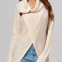 Knitted Cashmere Sweater