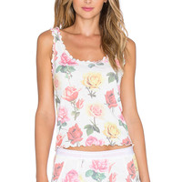 Wildfox Couture Merrow Edge Cami in Multi