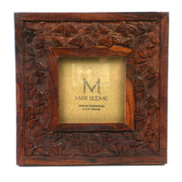 BOTANICAL ROSEWOOD FRAME FOR 3X3  - MATR BOOMIE