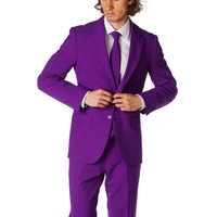 Passion of the Purple Party Suit