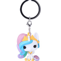 Funko My Little Pony Pocket Pop! Princess Celestia Key Chain
