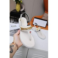 fashion Fashion Trending Leather Women High Heels Shoes Women Sandals Heel
