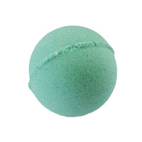 Check Yourself Bath Bomb, Relaxation Bath Bomb, All Natural and Cruelty Free, Teal