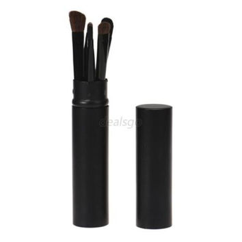 5pcss Professional Eye Makeup Brushes Set Eyeliner Eyeshadow Blending Brush Y8 SM6