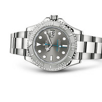 Rolex Yacht-Master 40 Watch: Rolesium - combination of 904L steel and platinum - 116622