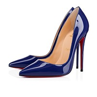 {SC} Christian Louboutin 2021 New pointed high heels