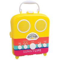 Havana Beach Sounds Radio + MP3 Speaker