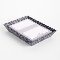 Vineyard Whale Paper & Tray