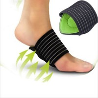 Shock Absorbing  Foot Arch Support -