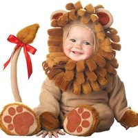Lil Characters Unisex-baby Infant Lion Costume | AihaZone Store