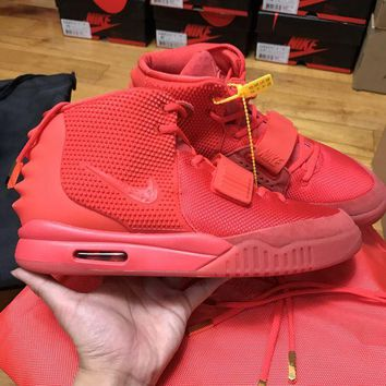 ICIKH3R Air Yeezy 2 Red October 508214-660