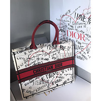 Dior Dioramour Tanabata Limited Women's Handbag Shopping Bag Messenger Bag