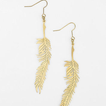 Urban Outfitters - Monserat De Lucca Feather Earring