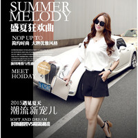 Temperament] casual fashion ladies suit