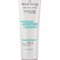Deep Steep Conditioner - Weightless Moisture - 10 oz