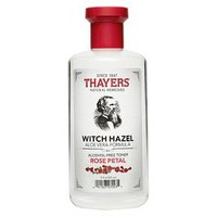 Thayers Witch Hazel Alcohol Free Toner Rose Petal - 12 oz