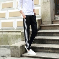 Autumn Korean Casual Men's Fashion Pants [6544036355]
