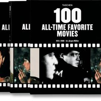 100 All-Time Favorite Movies - TASCHEN Books