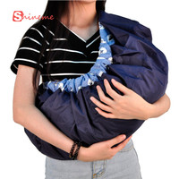 Quality 5 colors side carry ergonomic newborn wrap baby carrier backpack sling front facing infant organic basket chinese mother