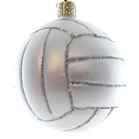 Old World Christmas Volleyball Sports Ornament - 44022