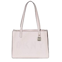 Dkny Commuter Pebble Leather Logo Tote, Created for Macys  $228