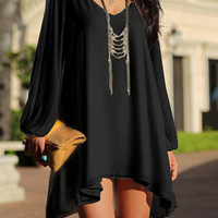 Summer Casual Chiffon Dress