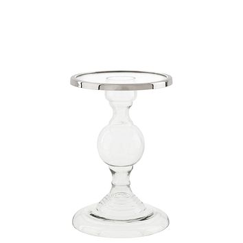 Glass Candle Holder - S | Eichholtz Providence